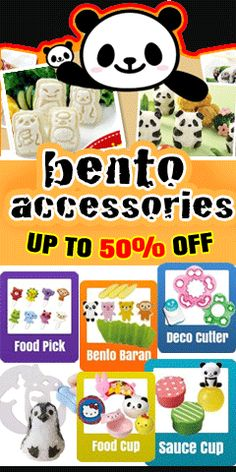 I love this site! Japanese Bento Accessories Sandwich Cutter 3 designs Small - All Things For Sale