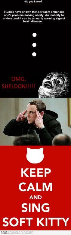 OMG Sheldon!