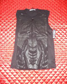 LIP SERVICE Hyper Intelligence sleeveless shirt #M56-036