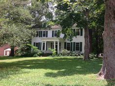 1858 Greek Revival – Fulton, Kentucky – $85,000 Beds: 3 Baths: 2 Sqft: 3850 Acres: .68 203 2nd St, Fulton, KY 42041 Welcome to the Historic Carr Home in downtown Fulton, Ky. Agent: Kimberly Spell, Coldwell Banker Phone: (270) 444-6008 MLS : 77617 Known as the Ben F. Carr, Jr House, the National Register has it as an 1858 house.
