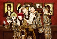 New Black Butler Anime Titled Book of Circus + Book of Murder OVA Pic 3