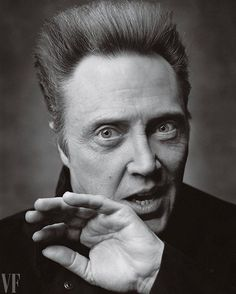 Happy birthday to the unparalleled Christopher Walken. Photograph by @MarkSeliger for V.F. April 2003.  via VANITY FAIR MAGAZINE OFFICIAL INSTAGRAM - Celebrity  Fashion  Politics  Advertising  Culture  Beauty  Editorial Photography  Magazine Covers  Supermodels  Runway Models