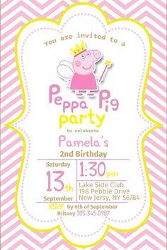 Fiesta infantil con tema de peppa pig (25) - Tutus para Fiestas Mexico - Disfrases personalizados y moños