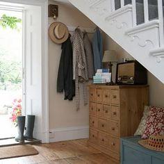 Little Emma English Home: Hallway all the way