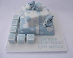 christening cakes for boys - Google Search Baby Boy Christening Cake, Baby Boy Cakes, Boy Baptism, Cakes For Boys, Baptism Cakes, Baptism Ideas, Fiesta Baby Shower, Torta Baby Shower, Occasion Cakes