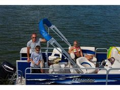 Don't be surprised if you find it difficult to believe the Aurora 25' Twin Tube is an entry-level pontoon. Especially knowing that many of the standard features and amenities on the Aurora, are options on other manufacturers mid-range boats. But, challenging perception is part of who we are. And, once you set out in an Aurora for a fun-filled day on the water, you'll see why. Once again, value and quality have a meaning. Manitou Pontoon, Pontoon Boats, Entry Level, Car Detailing, Perception, Aurora, Twin, Challenges, Range