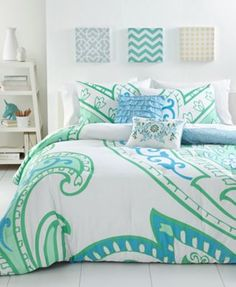 Darissa 3 Piece Comforter Sets