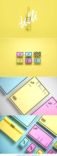 27 New Creative Branding, Visual Identity and Logo Design Examples Branding And Packaging, Branding Agency, Business Branding, Business Card Design, Packaging Design, Identity Branding, Business Cards, Museum Identity, Ecommerce Packaging