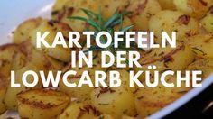 Welchen Ersatz gibt es in der LowCarb Küche für Kartoffeln und wie bereitet man sie zu? Daniela erklärt es Euch!
