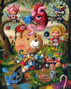 crazy art