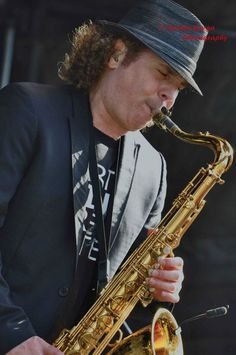 Boney James -- Contemporary Jazz Artist
