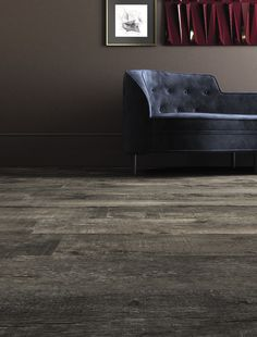 """Get the """"faux"""" wood look without the maintenance. Nirvana is available in 3 formats - and - which imitates the lengthened wooden boards that have inspired this collection. Tiles For Sale, Wooden Boards, Poured Concrete, Kitchen Wall Tiles, Italian Style, Porcelain Tile, Nirvana, Dining Rooms, Interior Inspiration"""