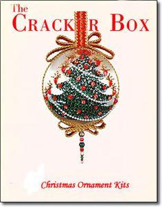 Has a 67-page catalog (220 ornament kits) - great company!  catalog $7.50