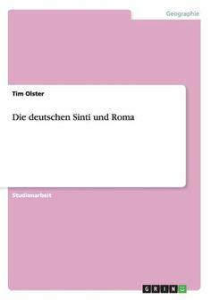 Die Deutschen Sinti Und Roma