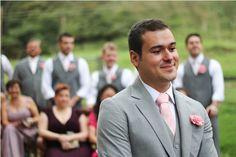 Noivo lindo! Casamento Brazilian Country Wedding