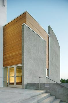 Great Mix Of Materials Entry Canopy Is Stellar Littleton Church