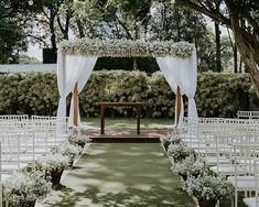 Beautiful and discreet decoration for outdoor weddings! Le Grand Jour – banquet rnrnSource by Lilac Wedding, Wedding Colors, Wedding Bouquets, Dream Wedding, Simple Wedding Decorations, Simple Weddings, Wedding Ideas, Outdoor Wedding Reception, Wedding Ceremony