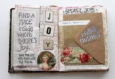 Sewn Journal Pages III
