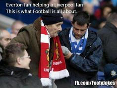 This is football...