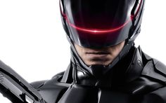 Movie Review of new and badass ROBOCOP http://www.youtube.com/watch?v=Q-LpbgF8UlU
