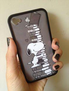 snoopy ice hockey iphone case - Google Search
