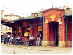 Cracovia (Polonia).  Bar Namaxa.