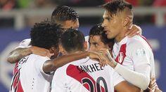 Perú venció 1-0 a Venezuela y sigue con vida en la Copa América
