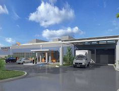 Compass: we can right-size data centers from the get-go | Rendering of a Compass data center
