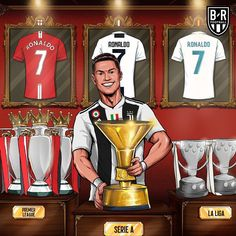 Cristiano Ronaldo is the First Player to win the top glight in England, Spain and Italy - Juventus Turin - Manchester United - Real Madrid Cristiano Ronaldo 7, Cristiano Ronaldo Manchester United, Cristiano Ronaldo Wallpapers, Neymar Jr, Cr7 Jr, Messi Vs Ronaldo, Ronaldo Football, Football Soccer, Football Players