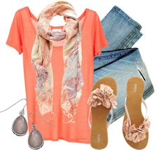 """Spring has Sprung"" by qtpiekelso on Polyvore"