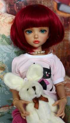 BJD-club • Просмотр темы - KID - Kid Iplehouse Doll