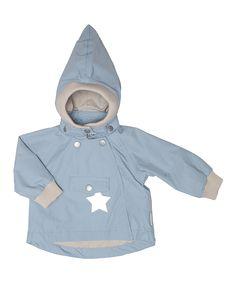 Ashley Blue Wai Coat - Infant by MINI A TURE