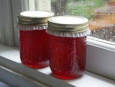 An easy recipe for crabapple jelly- if I ever lose my mind and decide I must have crabapple jelly