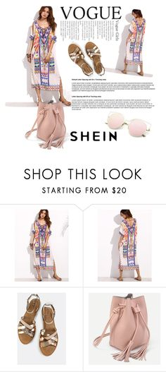 """""""Shein 5/10"""" by zerka-749 ❤ liked on Polyvore"""