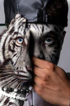 Caras contra la captura animal