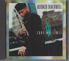 Love No Limit (CD Single) By Alfonzo Blackwell (CD, 1995)