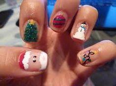 Holiday Nails.