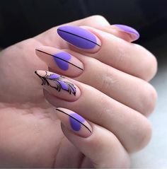 Top 55 Easy Nail Designs For Short Nails These trendy Nails ideas would gain you amazing compliments. Check out our gallery for more ideas these are trendy this year. Nail Art Designs, Square Nail Designs, Winter Nail Designs, Short Nail Designs, Simple Nail Designs, Nails Design, Trendy Nails, Cute Nails, My Nails