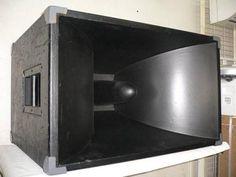 Stage Equipment, Speaker Box Design, Horn Speakers, Audio, Kitchen Appliances, Sleep, Speakers, Boxing, Cooking Utensils