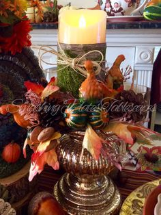 This weeks table is decorated for a Thanksgiving feast. Although I will enjoy the day alone, I am thankful for many happy memories of fam. Thanksgiving 2016, Thanksgiving Traditions, Tablescapes, Wreaths, Plates, Table Decorations, Traditional, Fall, Home Decor