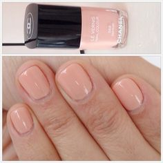 Chanel nail polish in 569 Emprise