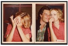 Jessica and Gilles Millinaire. Cuteness!!!