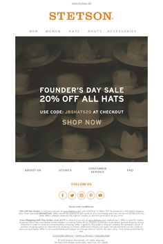 MailCharts Founders Day, Hats For Women, Shop Now, Conditioner, Coding, Cards, Maps, Programming