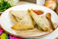 Got leftover mashed potatoes? Sherri Brooks Vinton is giving them a second use by turning them into Mashed Potato Samosas. For more tasty recipes tune in to Home & Family weekdays at 10a/9c on Hallmark Channel!