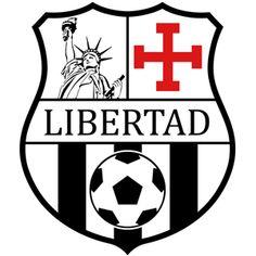 BOL_LIBERTAD_SANTA CRUZ D ELA SIERRA Badges, Bolivia, World Football, Club, Soccer Teams, Sierra, Crests, Football Squads, The World