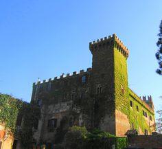 Montalto di Castro castle Tuscany