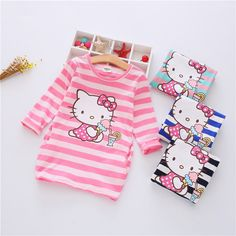 Summer Girls Dress Hello Kitty Cartoon Kids Dresses For Girl Clothes 2-7Y Children Vestidos Costume Roupas Infantis Menina $10.99 => Save up to 60% and Free Shipping => Order Now! #fashion #woman #shop #diy http://www.uniquebaby.net/product/2016-summer-girls-dress-hello-kitty-cartoon-kids-dresses-for-girl-clothes-2-7y-children-vestidos-costume-roupas-infantis-menina/
