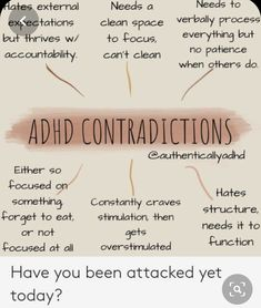 Do I Have Adhd, Adhd Facts, Adhd Funny, Adhd Quotes, Adhd Help, Adhd Brain, Adhd Symptoms, Adhd And Autism, Adult Adhd