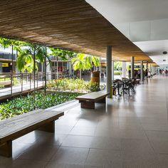 Serramar Parque Shopping | aflalo/gasperini arquitetos