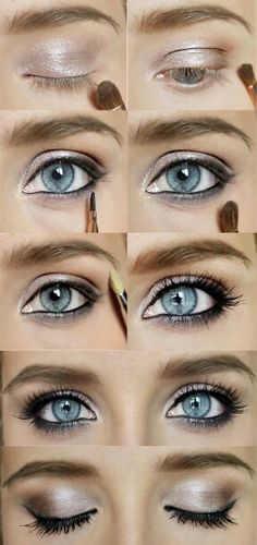 Natural eyes